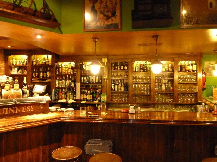 Pub n 27 morrighan irish tavern bebedores magazine - Decoracion pub irlandes ...